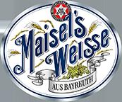 Logo der Maisel´s Weisse Brauerei aus Bayreuth