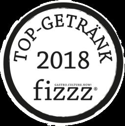 Logo der Auszeichnung zum Fizz Top-Getränk