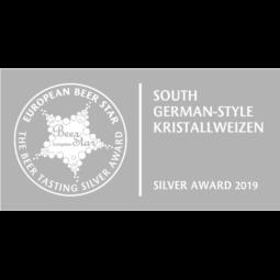 Silver Award 2019 des European Beer Star