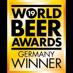Germany Winner bei den World Beer Awards 2019