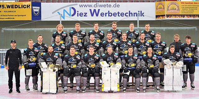 Die Tigers vom EHC Bayreuth