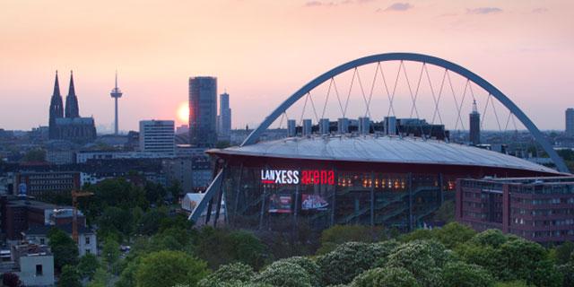 Maisel´s Weisse in der Lanxess Arena Köln