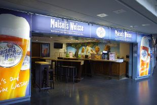 Maisel's Stand in der Lanxess Arena in Köln