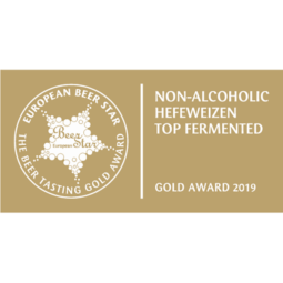 European Beer Star - Gold Award 2019