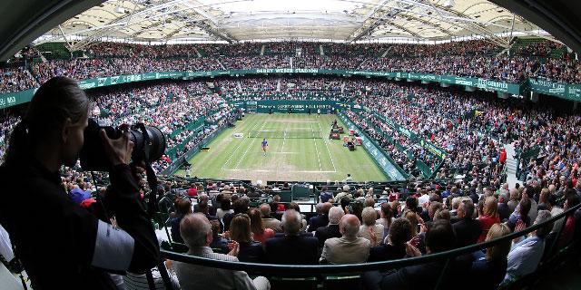 Bayreuth trifft die Tennis-Weltelite
