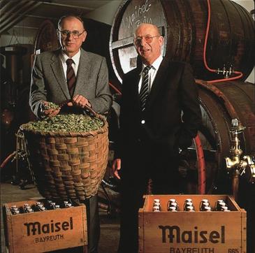 Oscar und Hans Maisel