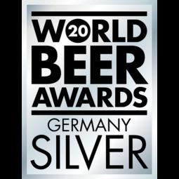 World Beer Awards 2020 Germany Silver Logo